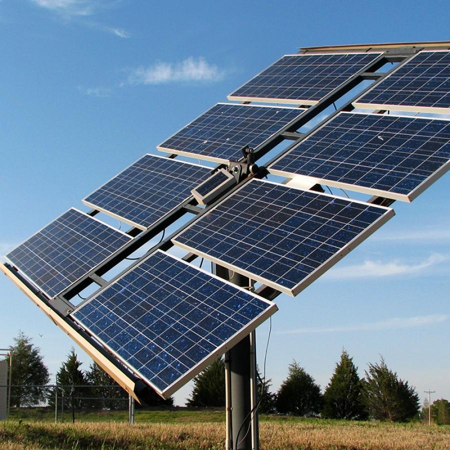 Proyecto de instalaciones de Energía solar Fotovoltáica